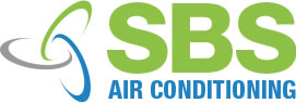 SBS Air Conditioning Logo